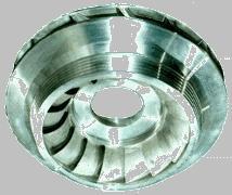 Buy cheap Kaplan turbine runner product