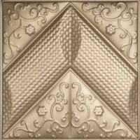 Buy cheap Polyurethane Decorative Wall Panel , 3 Dimensional Wall Panels For Interior Decoration product