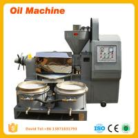 Buy cheap Moringa oil extractor machine edible oil processing mill equipment product