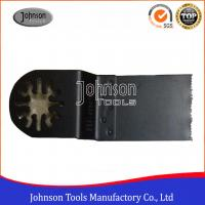 Buy cheap 32mm 1-1/4 Bi Metal Oscillating Multi Tool Blades For Cutting Wood / Plastic / Soft Metal product