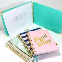 Buy cheap Custom Printing Personalised Stationery Gifts For Kids Hardcover Daily Planner Notebook product