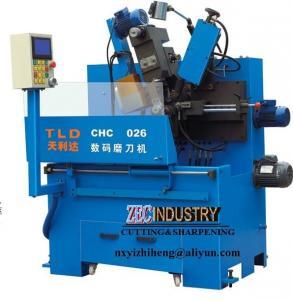 China CNC Circular saw blade grinder (Top&Face Angle Saw blade Sharpener) on sale