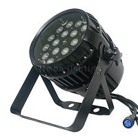 Buy cheap 18x10w IP65 Waterproof RGBW 4in1 LED Par Zoom Stage Lights for Outdoor Events product