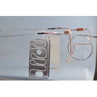 China Plate Tube Refrigerator Heater Coil 220 - 240v Size Can Be Customized on sale
