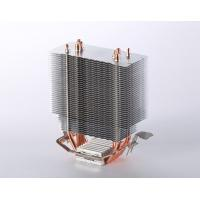 Buy cheap Copper Pipe Emboided Aluminum Pin Fin Heat Sink For Flood Light product