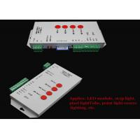 Buy cheap 4 Output Dmx Sd Card Controller , Dmx512 SPI IR Wireless Rgb Led Pixel from wholesalers
