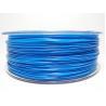 Filament bleu de haute résistance d'imprimante de l'ABS 3D déformation de diamètre de 1.75mm/de 3mm basse