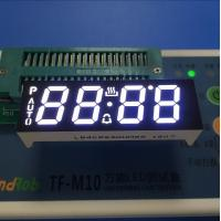 Buy cheap Ultra White Custom LED Display , Seven Segment Display Common Anode For Oven Timer product