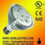 Buy cheap UL LED PAR30 Spotlight bulb dimmable energy saving e26 e27 gu10 gu24 base 120v  product
