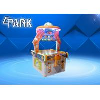 Buy cheap 220V Child Battle Game Machine / Space Ufo Big Turntable Ticket Machine product