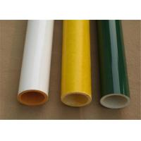 Quality 20mm Diameter PPR Fiberglass Composite Pipe Lightweight Heat Preservation for sale