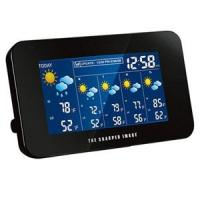Buy cheap DIGITAL ALARM CLOCK WITH 5 DAYS INTERNET WEATHER FORECASTOR ET842N product