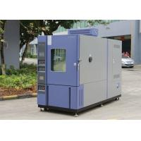 China Industrial Performance Testing Rapid Temperature Change ESS Chamber For Electronics wholesale