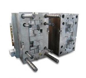 El solo tratamiento HASCO/DME de la nitruración de la cavidad del OEM basó el moldeo por inyección plástico para el interruptor