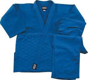 Buy cheap Custom Martial Arts Uniforms double weave judo gi in cotton bamboo fabric product