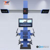 China Mobile Truck Wheel Wireless Alignment Equipment Auto Wheel Balancing Professional on sale