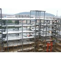 Buy cheap Prefabricated Multi Storey Steel Frame ConstructionLarge Span For Office product