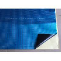White Square Vibration Damping Mat Pads For Noise