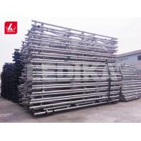 Long Span Scaffolding : Long span outdoor aluminum foldable arched roof scaffold