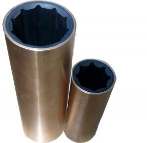 Buy cheap Incidences caoutchoutifères de matériel d'en cuivre et de couverture de fibre et marines lubrifiées pareau marine from wholesalers