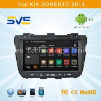 Buy cheap Android 4.4 car dvd player GPS navigation for KIA Sorento 2013 with 1G DDR3 RAM 1080P product