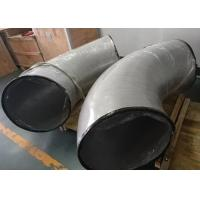 Buy cheap Astm A403 Stainless Steel Pipe Fittings , Stainless Steel Weld Tube Fittings SMLS  LR product