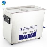 Buy cheap Dental Tool Digital Ultrasonic Cleaner Touch Control Fully Sterilizing Ultrasonic Denture Cleaner product