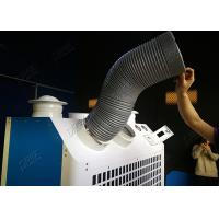 China 5 Ton Spot Air Conditioner Portable AC Unit For Marquee / Workshop / Stage on sale