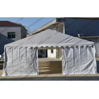Buy cheap Cheap 6x12M Steel tube White PVC Cover with Transparent Church Windows Outdoor Tent for Events and Parties from wholesalers