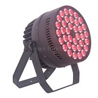 Buy cheap High Power 36x10w RGBW 4in1 Indoor DMX LED Par Can Light for Stage Wedding product