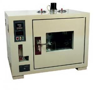 Buy cheap アスファルトのためのGD-0610薄膜の圧延のオーブン product