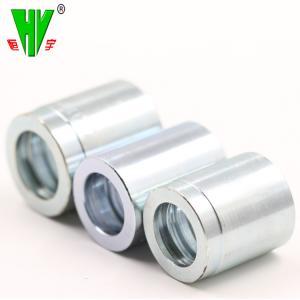 Buy cheap Fittings hydraulic galvanized ferrules clutch hose product