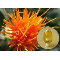 China Safflower seed oil for food and cosmetics natural herb extract liquid on sale