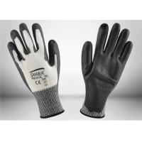 Buy cheap Non Toxic PU Coated Cut Resistant Gloves Machine Washable High Durability product