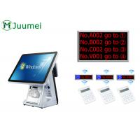 Buy cheap Wireless Simple Kiosk Queue Management System With 80mm Thermal Printer product