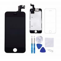 Buy cheap Portable Iphone LCD Touch Screen , Black 4.0 Inch Iphone 5S LCD Touch Screen from wholesalers
