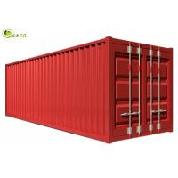 Buy cheap Corten Steel Container Modular Housing Cargo 20 Feet Used Shipping Containers product
