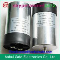 Buy cheap cylinder DC link capacitor for solar power wind power 500UF 1000VDC product