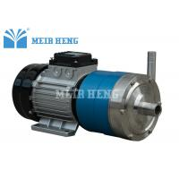 China CQ Series Magnetic Centrifugal Pump Mini Precision Magnetic Pump For Chemical Industry on sale