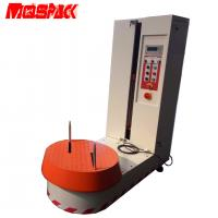 Buy cheap MQSPACK Baggage Suitcase Wrapping Machine Simple And Easy To Operation product
