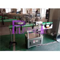 Buy cheap Single Head Automatic Bottle Labeling Machine , High Speed 40~180 b/min product