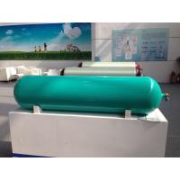 China ISO11439 OD 406mm CNG Fuel Storage Tanks for trucks , Auto CNG Tanks for Vehicles on sale