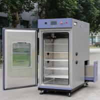 Buy cheap Laboratory Vacuum Drying Oven Electric Thermostatic Heated With Glass Window product