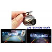 China Rear Backup Vehicle Car Reversing Camera With 135 Degree Viewing Angle on sale