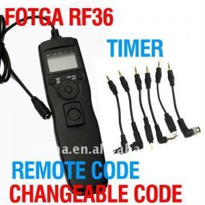 China OEMデジタルSLRのカメラのNikon D7000 D5000 D90 D3100 D3000のための遠隔コードの自己タイマー wholesale