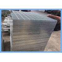 Buy cheap Twisted Bar Galvanized Steel Wire Mesh Screen Driveway Grates Grating 1000x5800mm product