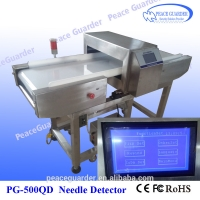 Buy cheap Conveyor Food Needle Metal Detector with Color touch LCD screen from wholesalers