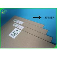 Buy cheap High stifiness 300g 2.0mm FSC Certificated grey chip for Hardcover book cover from wholesalers