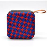 Buy cheap Wireless portable outdoor bluetooth speaker, Fabric Square Music Bluetooth speaker product