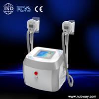 Buy cheap two big suction handle portable cryolipolysis slimming machine for beauty clinic product